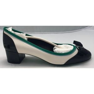 Salvatore Ferragamo Shoes - New Salvatore Ferragamo Eva Varina Pumps SZ 38.5